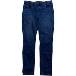 J Brand Malta High Rise Skinny Jeans 31